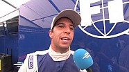 Buenos Aires ePrix Antonio Felix da Costa post-race interview