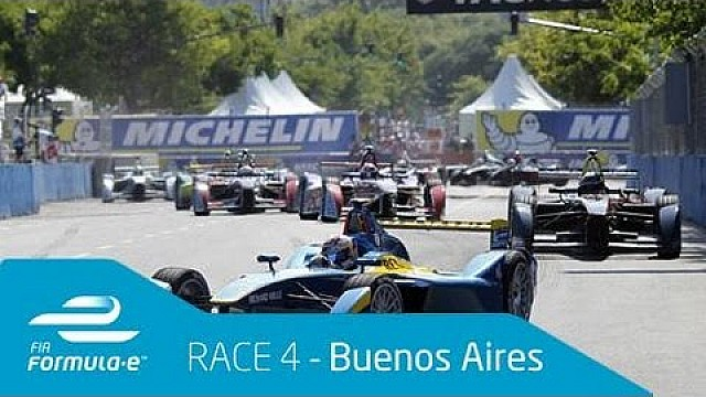 Action-packed Buenos Aires ePrix extended highlights