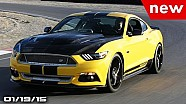 2015 Shelby GT Mustang, McLaren P1 GTR, Jaguar F-Pace- Fast Lane Daily