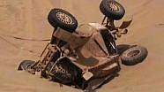 EXCLUSIVE Dakar crash and rescue of Tom Coronel, new footage! Maxxis Dakar Team