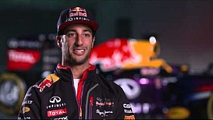 Daniel Ricciardo 2015 Pre-Season Interview (RB11)