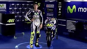 Валентино Росси представляет: Movistar Yamaha MotoGP 2015