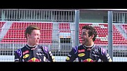 Анонс сезона-2015 в Формуле 1 от Red Bull Racing