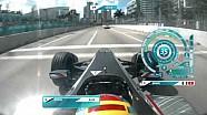 Miami ePrix - vuelta a bordo