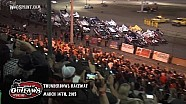 Aspectos destacados: Mundial de Outlaws Sprint Cars Thunderbowl Raceway 14 de marzo 2015