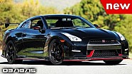 2016 Nissan GT-R, Mercedes TT Rival, MINI Superleggera Vision - Fast Lane Daily