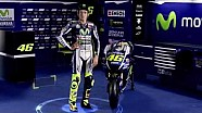 La fiche d'identité de Valentino Rossi