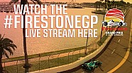 Firestone Grand Prix of St.Petersburg Practice Day 1