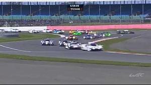 6 Horas de Silverstone - Arrancada