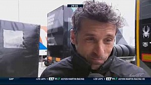 Patrick Dempsey's interview with WEC