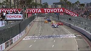 IndyCar 2015 - Résumé du Grand Prix de Long Beach