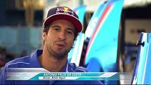 Mónaco ePrix - Antonio Felix da Costa carrera previo
