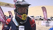 Qatar Sealine Cross Country Rally 2015 etapa 2 - Motos y Cuatrimotos