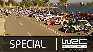 Rallye d'Argentine : un concours de changement de pneu !