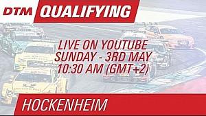 DTM 2015 - Hockenheim - Qualifications