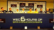 LMGTE Qualifying Press Conference