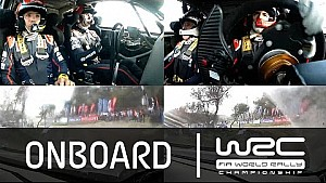 WRC - Xion Rally Argentina 2015: Neuville vs. Sordo SS06