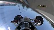 Gros accident pour Helio Castroneves en essais à Indianapolis