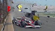 Indy 500 Crash