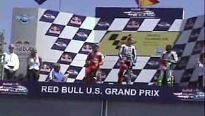Laguna Seca 2010: il podio