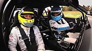 PUMA Race Off - Nico Rosberg v Sergio Agüero