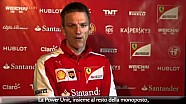 Presentazione Ferrari SF15-T: intervista a James Allison