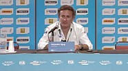 Long Beach ePrix - Alejandro Agag Friday press conference