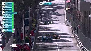 Monaco ePrix: la gara