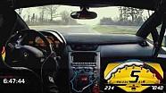 On Board avec la Lamborghini Aventador LP 750-4 SV, moins de 7 minutes sur la Nordschleife