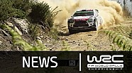 WRC - Vodafone Rally de Portugal 2015: Stages 1 - 4