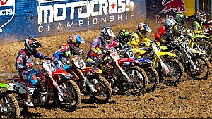 2015 Thunder Valley National Race Highlights - Pro Motocross