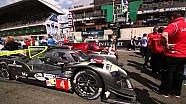 La parrilla de salida virtual de Le Mans 2015