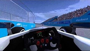 Un tour virtuel sur l'ePrix de Moscou