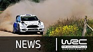WRC - LOTOS 72nd Rally Poland 2015: Stages 1-5