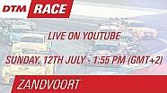 DTM Zandvoort 2015 - Race 2 - Live Stream