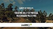 Le premier gameplay de WRC 5