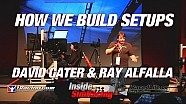 How David Cater and Ray Alfalla setup cars in iRacing part 2