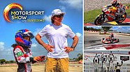"Le Motorsport Show avec Guy Cosmo - ""Emerson Jr"