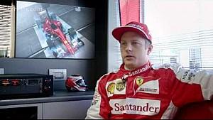 GP von Ungarn - Kimi Räikkönen