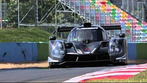 Ligier JS P3, de l'atelier à la piste