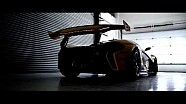 Bruno Senna, será el mentor del Programa de McLaren Piloto P1 GTR.