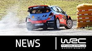 Rallye Deutschland 2015: Stage 14