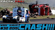 Racing and Rally Crash Compilation Week 32 August 2015