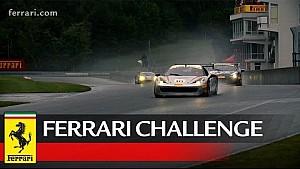 Ferrari Challenge North America - Mont-Tremblant 2015: Race 2