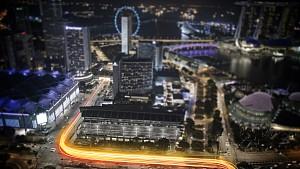 Daniel Ricciardo's guide to Singapore's streets