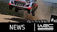 WRC - Coates Hire Rally Australia 2015 : Spéciales 12-15