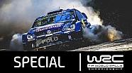 WRC - Tour de Corse Rallye de France 2015: OGIER Special
