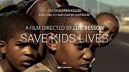 Salva la vida de los niños - Un film de Luc Besson