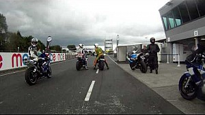 Mondello Park track day onboard with Peter Hickman
