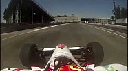 Volta completa - Autódromo Hermanos Rodríguez